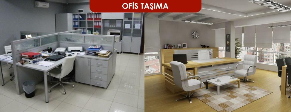 Ofis ve İş Yeri Taşıma Hizmetleri